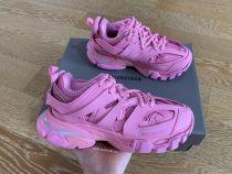 Balencaiga Pink Triple S with originla box
