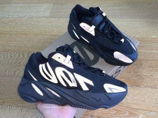 Adidas Yeezy Boost MNVN Black