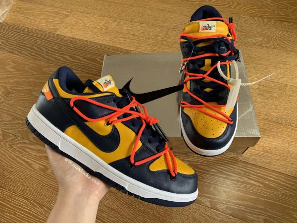 Nike Dunk Low Lthr OW
