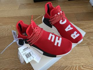 PW HUMAN RACE NMD RED