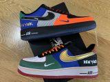 Nike Air Force 1 07 LV8 Black
