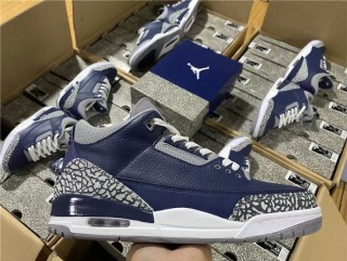 "Air Jordan 3 Retro ""Midnight Navy"""