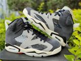 "Air Jordan 6 Retro WMNS ""Smoke Gray"""