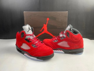 "Air Jordan 5 Retro ""Raging Bull"""