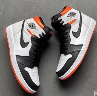 Air Jordan 1 Retro High OG ''Electro Orange''