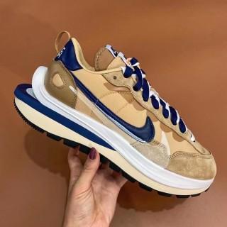 Sacai x Nike VaporWaffle Yellow Blue