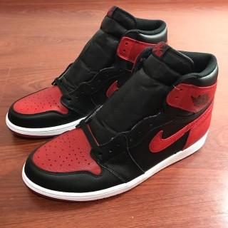 Air Jordan 1 Retro High OG Bred Retail Restock