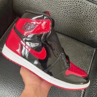 Air Jordan 1 Retro Patent Bred