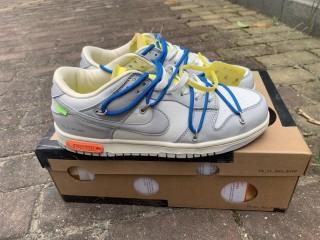Off-White x Futura x Nike Dunk