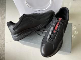 Prada Sneaker Leather 5
