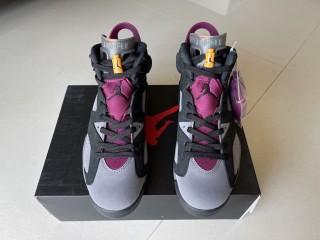 Air Jordan 6 Retro Bordeaux