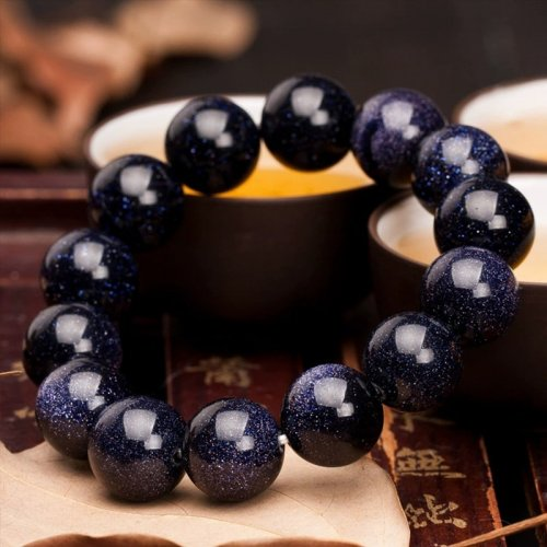 M Blue Sand Wishes Lucky Bracelet