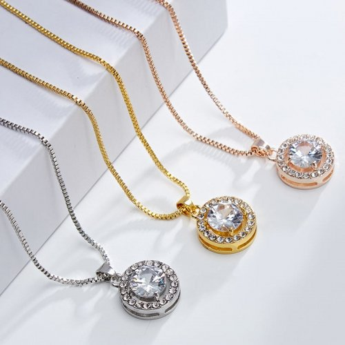 T S925 Zircon Ornaments series(COD)