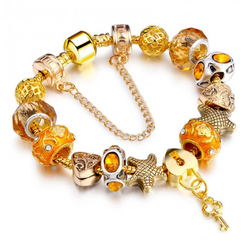 M Austrian Royal Crystal Bracelet【Cash on delivery】