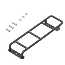 3-level Metal Stairs Ladder for Traxxas TRX-4 RC Car - Black