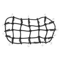 1:10 RC Rock Crawler Elastic Luggage Net for Axial SCX10 90046 Tamiya CC01 RC4WD D90 D110 Traxxas TRX-4 RC Car - Black
