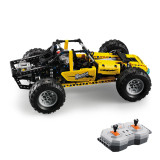 522Pcs 2.4G Building Blocks Remote Control Toy Off-road Climbing ATV Assemble RC Construction Vehicle Model DIY Educational Toys