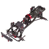 1/10 CNC All-metal RC Car Frame for AXIAL SCX10 RC Crawler Climbing Car