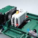 1369Pcs 1:20 2.4G Building Blocks Remote Control Military BM-21 Rockets Camion DIY Assembled Educational Toys