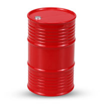 Oil Gas Tank Container for 1/10 AX10 SCX10 RC4WD Rock Crawler RC Car - Red