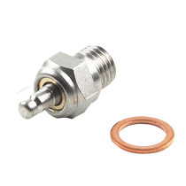 HSP No.8 Hot Nitro Engine Glow Spark Plug for 1:10 Methanol Engine and Model Car