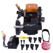 Toyan 4 Stroke RC Gasoline Engine with Starting Motor for 1:10 1:12 1:14 RC Car Boat Airplane - FS-S100G