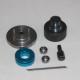 1:10 Model Car Engine with Gear Clutch Model Car Modification Kit (Double V Slot) for Toyan FS-S100 FS-S100G FS-S100(W)FS-S100G(W)
