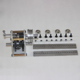 1:10 Model Car Engine Gearbox with Pulley Rack and Screw Glue for Toyan FS-S100 FS-S100G FS-S100(W)FS-S100G(W)