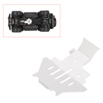 Aluminium Alloy Chassis Protector Underbody Guard for TRXXAS TRX-4 RC Car