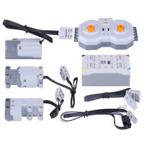 Building Block Power Kit Servo Motor Lithium Battery Remote Control MOC Accessories - Double Eagle S054