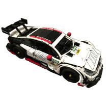 2006Pcs MOC Electric Remote Control Super Cool Racing Car Model Small Particle Building Blocks Educational Toy Set