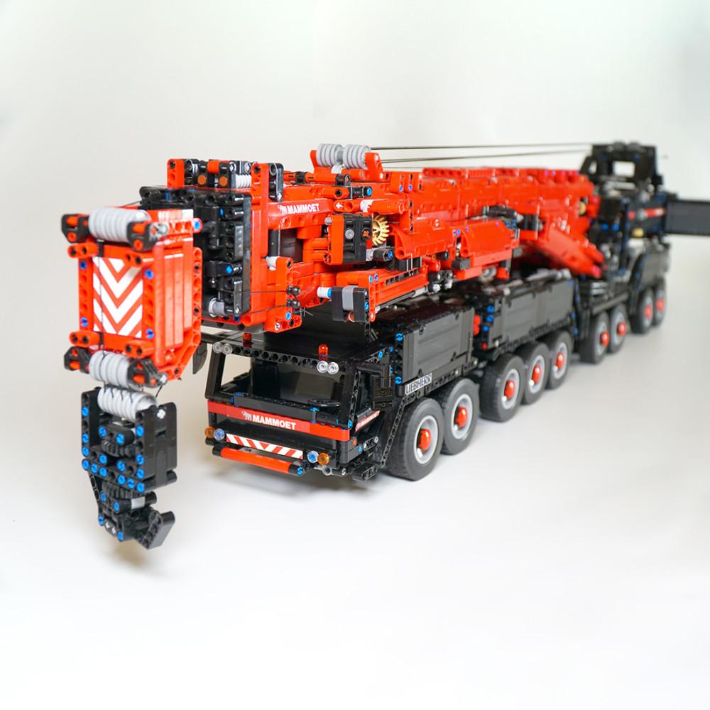 lego technic liebherr ltm 11200 crane