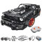 1962 Ford Mustang I Model 3181Pcs Technic Custom Construction Toys Kids Building Blocks Sports Car Kit