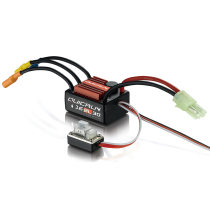 Hobbywing QuicRun WP-16BL30 30A Waterproof Sensorless Brushless ESC for 1/16 1/18 RC Car