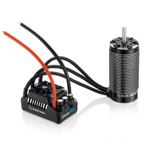 Hobbywing EzRun Max5 V3 200A Waterproof Brushless ESC with 56113SL 800KV Motors for 1/5 RC Car