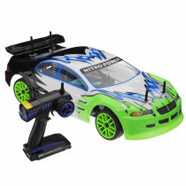 HSP 94102 1/10 60-80km/h Gas Powered RC Car On Road Touring Drift Car