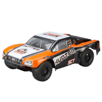 DHK 8135 Hunter 1/10 4WD 32kph 60A Brushed Short Course Truck 4WD RC Car - RTR Version
