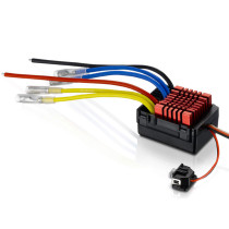 Hobbywing QuicRun WP 880 Dual Brushed 80A Waterproof Brushed ESC for 1/8 1/10 RC Car