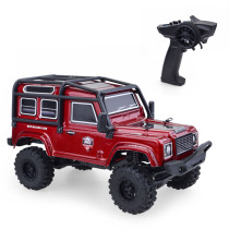 RGT V2 Mini 1/24 D90 Land Rover Off-road Vehicle 4WD RC Crawler - RTR Version