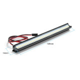 Climbing Car LED Roof Lamp Searchlight Bar Car 36 LED Lights for TRAXXAS TRX-4/ AXIAL SCX10 90046/HSP/D90