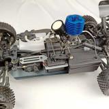FC 18 Engine Pull Starter 2.95cc Engine for 1/10 Methanol Fuel RC Model Car (with Spark Plug)
