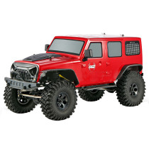 RGT EX86100 1:10 2.4G 4WD All Terrain RC Off-road Vehicle Crawler - RTR Version