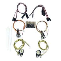 Headlight IC Lamp Set for TRAXXAS TRX-4 Climbing Car