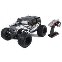 ROFUN BM5 1/5 4WD 29cc Gas Engine Ready To Run BIG MONSTER RC Truck
