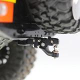 Simulation Climbing Car Trailer Hook Trailer Link Component and Trailer Buckle for SCX10 Traxxas TRX4 Climbing Car
