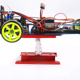 Repair Station Work Stand Assembly Platform for RC Model Car Climbing Off-road Vehicle Modification Upgrade