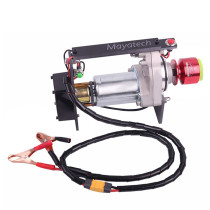 TOC Electric Engine Starter for Helicopter Engine - Small Head