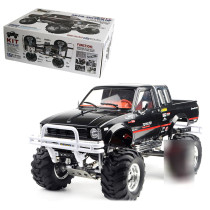 1:10 Scale 4WD Electric RC Pickup Truck Crawler DIY Simulation Rally Car (Car Frame, No Electronic Equipment) - KIT Version
