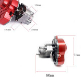 Metal Sealed Transmission Gearbox Transmission Box for 1:10 AXIAL SCX10 Climbing Car