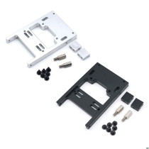 Metal Steering Servo Fixed Mount Bracket for 1/16 WPL B14 B24 C14 C24 B16 B36 RC Car
